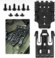 Quick Locking System Kit with QLS 19 and QLS 22 Polymer