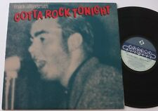 MACK ALLEN SMITH GOTTA ROCK TONIGHT ORIG CHARLY ROCKABILLY LP MINT-