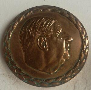 Medaille  hommage  Charles De Gaulle Ordre de la libération 1890 - 1970