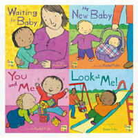 Rachel Fuller New Baby Series 4 Books Collection Set You and Me!, Look at Me!