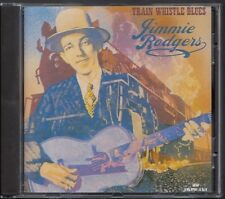 JIMMIE RODGERS Train Whistle Blues 1986 CD ACADEMY SOUND AND MUSIC MONO