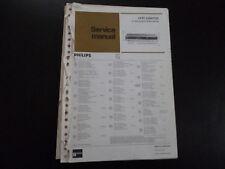 Original Service Manual  Philips 22RH702