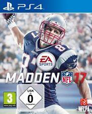 Madden NFL 17 - Football 2017 - PS4 Playstation 4 Spiel - NEU OVP