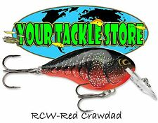 Rapala DT04 Dives To Pick Color & Qty NIP Factory Direct