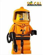 LEGO MINIFIGURES SERIES 4 8804 Hazmat Guy