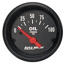 UNIVERSIAL DODGE FORD CHEVY AUTO METER Z-SERIES OIL PRESSURE 2634..