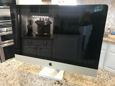 "Apple iMac 27"" (mid 2011) Core i7 3.4GHz 32GB RAM 512GB SSD HD 6970M 2GB VIDEO"