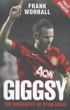 Giggsy: The Biography of Ryan Giggs, Frank Worrall, Very Good condition, Book