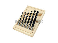 6pc Square Right Cutting Mortising Slot Cutters Mortice 0648