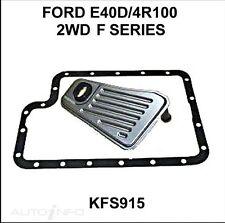 Automatic Trans Filter Kit FORD F350 5.4 V8 MPFI RM 2001-02