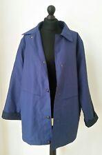 EWM Pure Classic Vintage Parka Pocket Collar Boyfriend Country Blogger Jacket 16