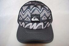 New Quiksilver Boardies Trucker cap snapback Adjustable Mesh Back man's hat OSFM