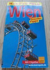 MARCO POLO Wien Reisen mit Insider Tipps, 136 Seiten, TB, 2005