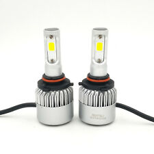 9006 1080W 162000LM CREE LED Low Beam Headlight Conversion Kit 6000K White Bulbs