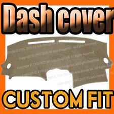Fits 1993-1997 NISSAN ALTIMA DASH COVER MAT DASHBOARD PAD /  BEIGE