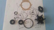 Volvo Penta AQ115 & AQ130 Water Pump Rebuild Kit - Impeller - Gasket & Seals