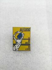 Buzzcocks ORGASM ADDICT Pin Badge Punk Rock Pete Shelley Steve Diggle Boredom