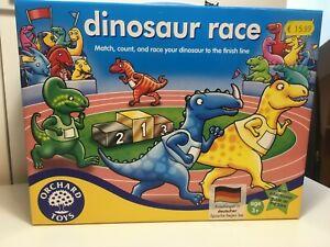 dinosaur race von orchard toys