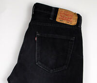 Levi's Strauss & Co Hommes 501 Jeans Jambe Droite Taille W38 L32 AKZ509