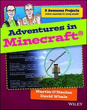 Adventures in Minecraft by David Whale, Martin O'Hanlon (Paperback, 2014)