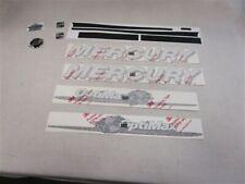 MERCURY QUICKSILVER OPTIMAX 3.0L DECAL SET 8M0063416 MARINE BOAT
