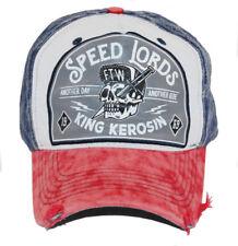 ROI Kérosène vitesses Lords BASECAP truckercap avec impression course