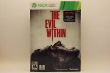 The Evil Within Fighting Chance Pack Lenticular Cover (Microsoft Xbox 360, 2014)