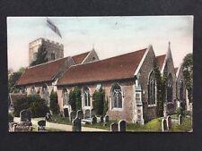 Vintage RPPC: Berkshire: #T35: Sonning Church
