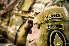 First Air Force Chief Master Sergeant to Graduate from US Army's Airborne Ranger