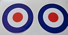British RAF Roundel (Type D) Exterior Vinyl Model Military Plane Aircraft Decal