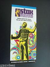 "9"" x 4"" STAX MUSEUM OF SOUL MUSIC SOUVENIR MEMPHIS , TN"