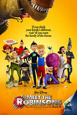 Meet the Robinsons - A3 Film Poster - FREE UK P&P