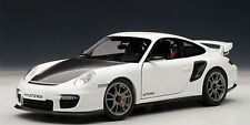 AUTOART PORSCHE 911 997 GT2 RS WHITE 1:18*New Release* In Stock!*Super Nice!!!