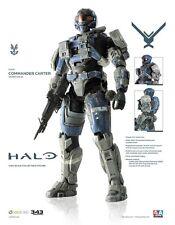 THREEA Ashley Wood HALO Commander Carter Spartan-III 1/6 Figure IN STOCK