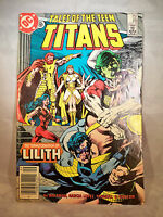 Tales Of The Teen Titans DC Comics-#69 Sept. 1986