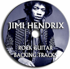 21 x JIMI HENDRIX ROCK GUITARE SUPPORT TITRES CD ANTHOLOGY COLLECTION JAM TRAXS