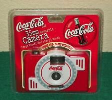 1999 - Coca Cola / Coke - 35mm Camera - Re-usable - NEW