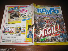 RIVISTA ROMBO 1989/33-34=NIGEL MANSELL FERRARI=APRILIA 125 PEGASO=