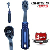 """WNB 3/8"""" Drive Ratchet Handle Socket Wrench High Quality 90T Fine Tooth"""
