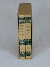 Richard Henry Dana, Jr.  TWO YEARS BEFORE THE MAST  2 Volume Boxed Set 1964
