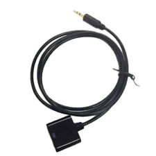 1.2m/4ft AUX 3.5mm Male to 30-pin Female for iPhone4 4s iPod Dock Adapter Cable