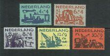 NVPH 722-726 Zomer 1959 postfris (MNH)