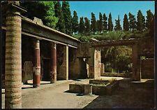 AA2985 Napoli - Provincia - Ercolano - Casa del Rilievo di Telefo - Atrio