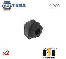 2x TEDGUM FRONT ANTI-ROLL BAR STABILISER BUSH KIT 00744138 G NEW OE REPLACEMENT