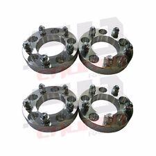 "4 5x150 1.0"" Wheel Spacer 5 Lug for Toyota Landcruiser 1998-2008 CNC 14x1.5 Stud"