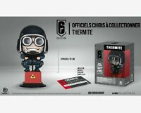 Rainbow Six Siege Collection Thermite Vinyl Chibi Figure Charm DLC Code Included