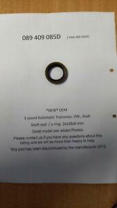 089409085D *NEW* Audi 80 100 VW Passat  Automatic Transmission  Shaft Seal