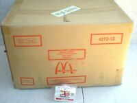 HUGE LOT of 250 MICHAEL JORDAN, McDonald's Baseball Happy Meal Toys - BRAND NEW!