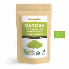 Thé Matcha Bio Japonais de Cuisine  Qualité Culinaire  50 gr | Thé Vert Match...