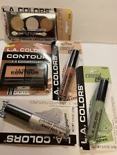 5 La Colors Conceal Correct Dark redness Spots Circles contour highlighter